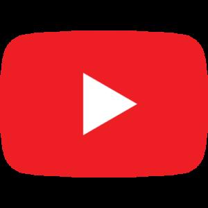 icon youtube réseaux