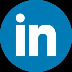icon linkedin réseaux