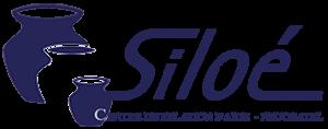 """Logo de l'association """"Siloé"""" Centre de relation d'aide"""